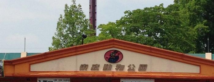 Tobu Zoo & Playpark is one of サイクリング.