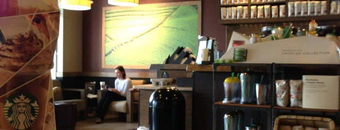 Starbucks is one of Guide to Allentown's best spots.