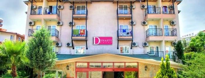 Hotel Dynasty is one of Turkiye Hotels.
