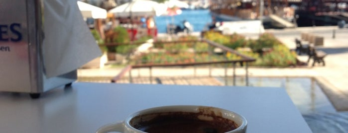 Mira Coffee is one of Yerler - Antalya.