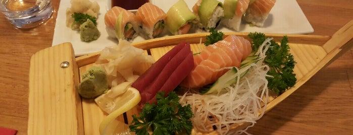Miyabi Sushi is one of Dene.
