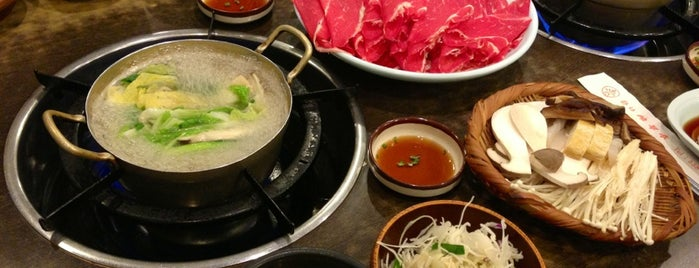 하나샤부정 is one of 한국 맛집 멋집.
