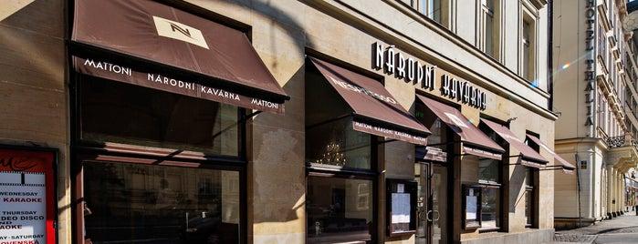 Národní kavárna is one of Wroclaw-erasmus.