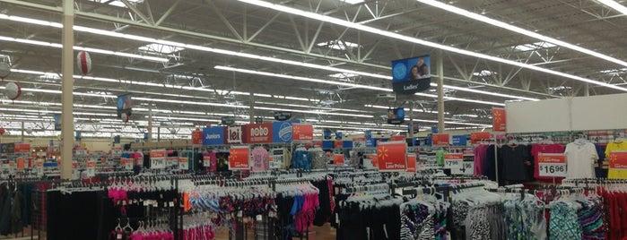 Walmart Supercenter is one of Miami U.