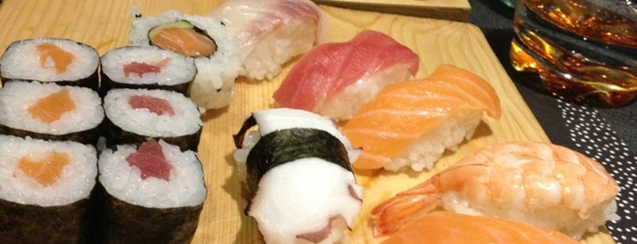Konami Cinese/Japanese Restaurant is one of Sushi Milano.