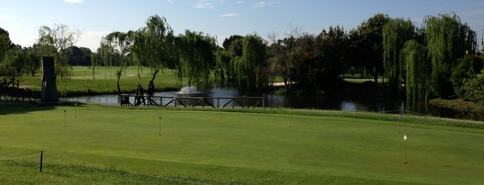 Sheraton Golf Parco de' Medici Hotel & Resort is one of Airports & Hotels.