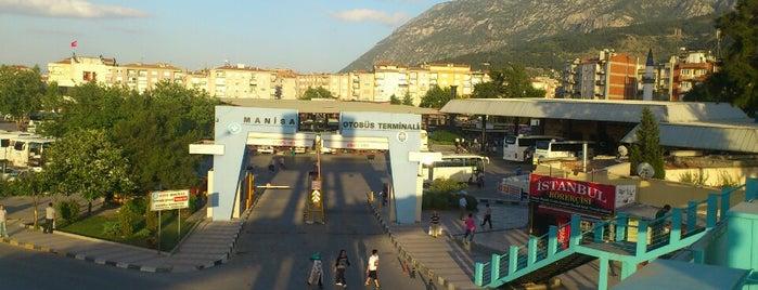 Manisa Şehirlerarası Otobüs Terminali is one of themaraton.