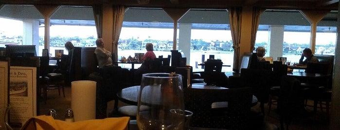 Harborside Restaurant & Grand is one of Orange County!.