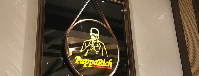 PappaRich is one of Eats   Hong Kong.