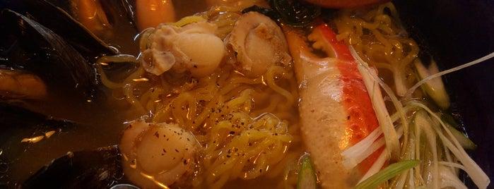 Ramen Zamurai is one of SC/NY - Yet To EAT.