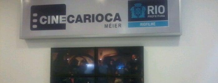 CineCarioca Méier is one of Comida & Diversão RJ.