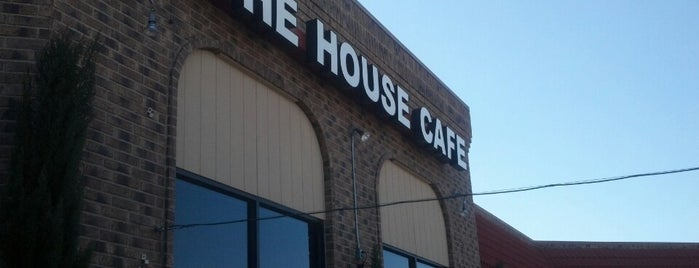 The House Cafe is one of Dallas Restaurants List#1.