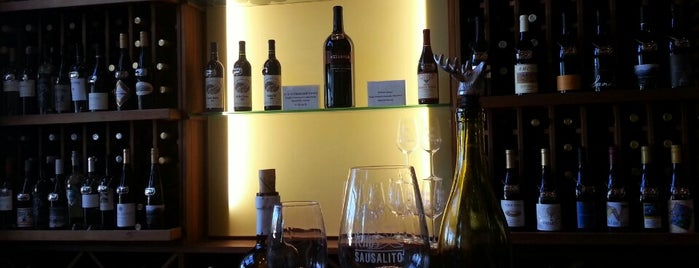 Bacchus Wine Bar is one of Wine Bars in SF.