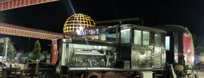 Vagon Cafe is one of Gaziantep.