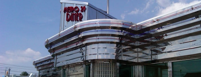 Metro 29 Diner is one of Restaurant To Do List.