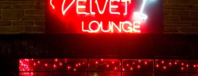 Velvet Lounge is one of music.