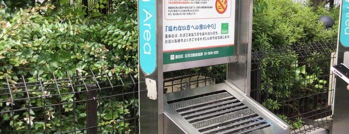 錦糸町アルカイースト喫煙所四つ目通り is one of 喫煙所.