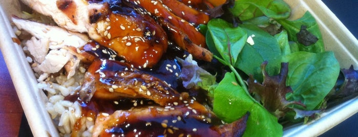 Glaze Teriyaki is one of Favorite Spots to Eat.
