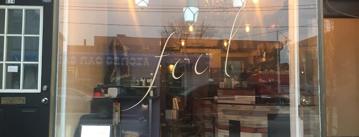 Fool is one of 2016 Toronto Indie Coffee Passport.