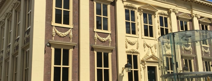 Mauritshuis is one of Happy The Hague.