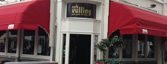 Café Vulling is one of Favo.