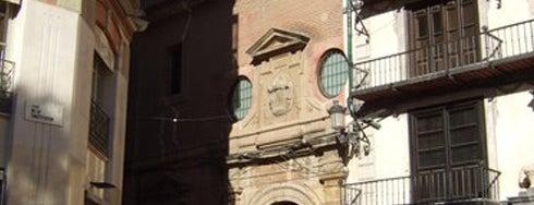 Iglesia del Santo Cristo de la Salud is one of Qué visitar en Málaga.