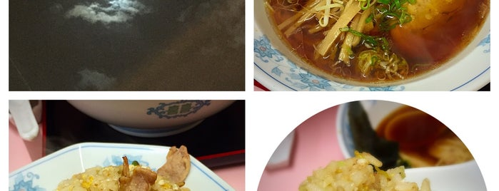 らーめん風風 is one of 兎に角ラーメン食べる.