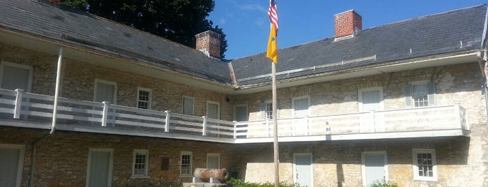 Colonial Frederick Self Guided Tour