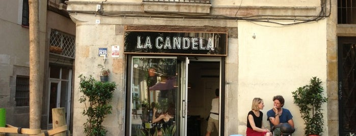 La Candela is one of Terrazas de Barcelona.