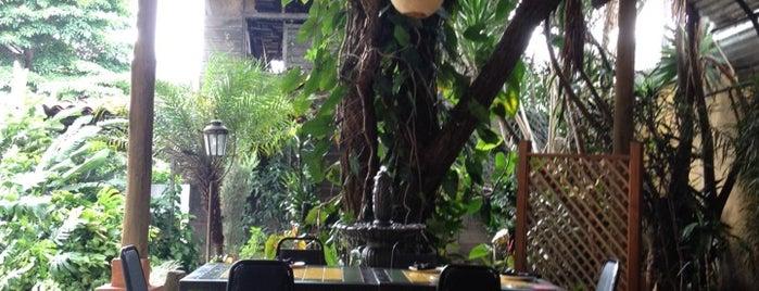 Restaurante Casa Pasta is one of Tibas's best spots.