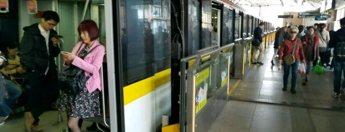 Zhenping Rd. Metro Stn. is one of Metro Shanghai.