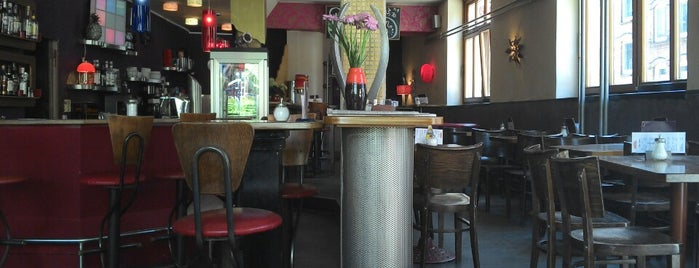 Café & Bar Taktlos is one of WiFi Hotspots Kiel.