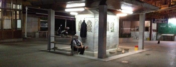 Ramazan Efendi Camii is one of MİMAR SİNAN ESERLERİ.
