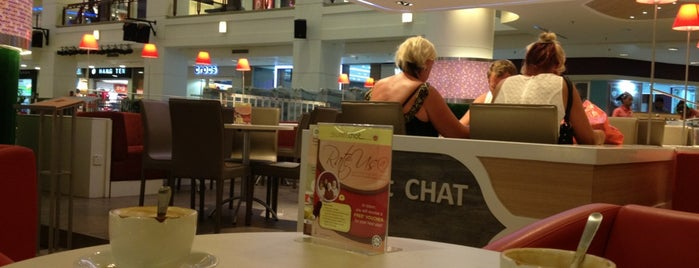 Sweet Chat Café is one of Makan @ KL #8.