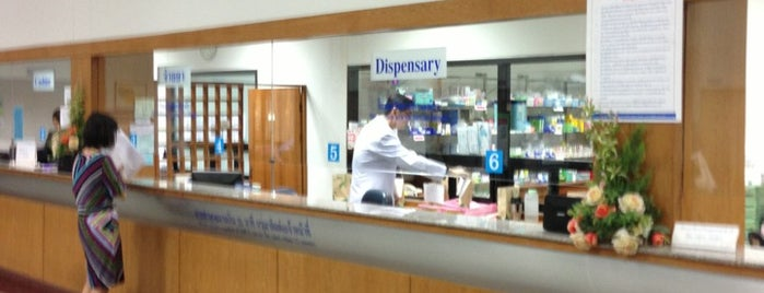Cashier & Pharmacy/Dispensary - OPD is one of Medical.