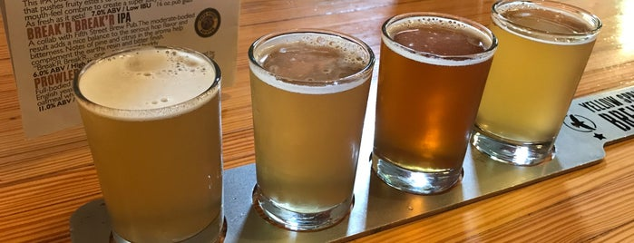 Yellow Springs Brewery is one of Gem City.