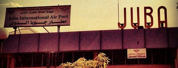 Juba International Airport (JUB) is one of World Airports.