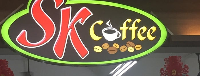 S K Coffee is one of 102 coffee club.