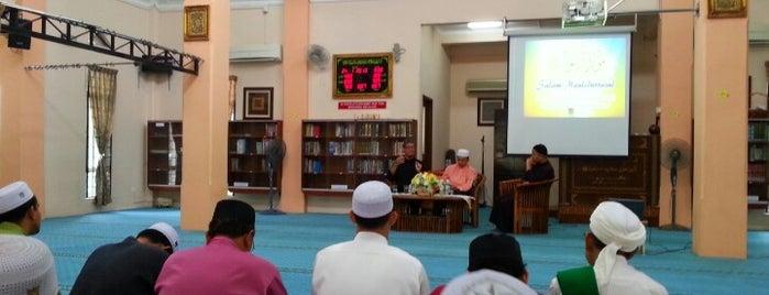 Surau As-Syakirin is one of Masjid Dan Surau.