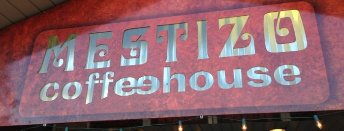 Mestizo Coffeehouse is one of Top picks for Food and Drink Shops.