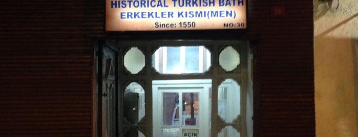 Tarihi Alipaşa Hamamı is one of İstanbul.