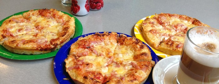 Varna Pizza is one of Питер пмж.