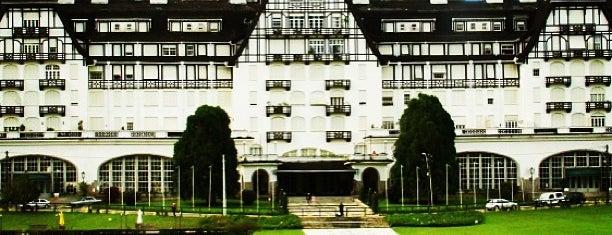 Palácio Quitandinha is one of Turistando.