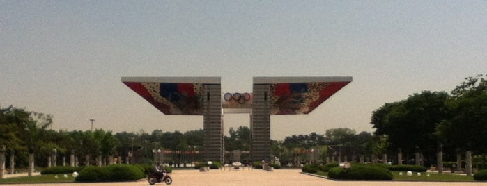 Olympic Park is one of Сеул.