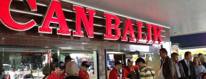 Can Balık is one of Özledikçe gideyim - Ankara.