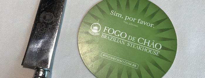 Fogo de Chão is one of The 15 Best Family-Friendly Places in Rio De Janeiro.