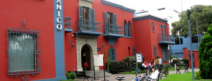 BRITÁNICO - San Isidro is one of Top 10 favorites places in Lima, Peru.