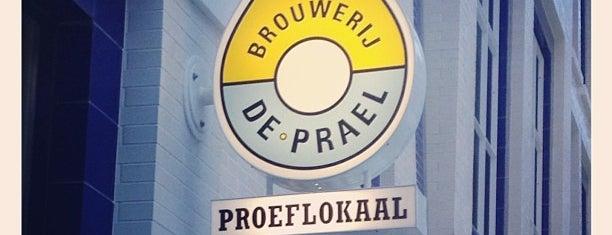 Proeflokaal de Prael is one of Amsterdam.
