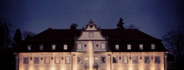 Wald & Schlosshotel Friedrichsruhe is one of Hideaways.