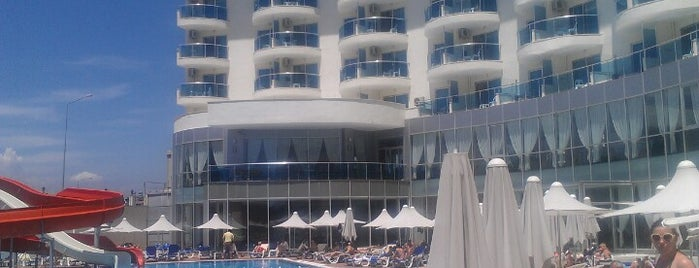 Narcia Resort Hotel is one of Turkiye Hotels.